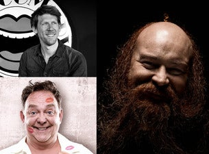 British Humor mit Johnny Armstrong, Don Clarke & Christian Schulte-Loh