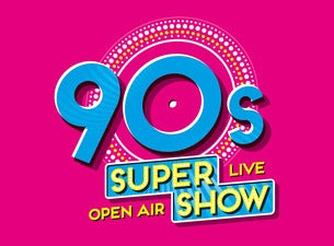 90s Super Show Berlin - live & open air