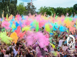 Holi Festival Of Colours Berlin